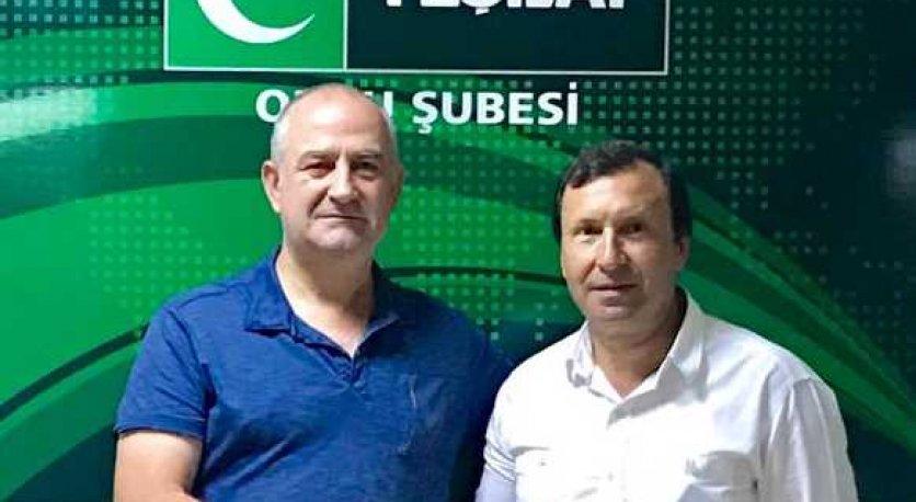 Yeşilay Ordu Şube Başkanı Cengiz KESKİN İstifa Etti