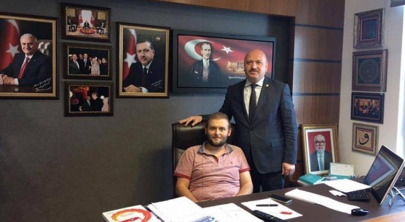 Metin Gündoğdu Gazileri Unutmadı