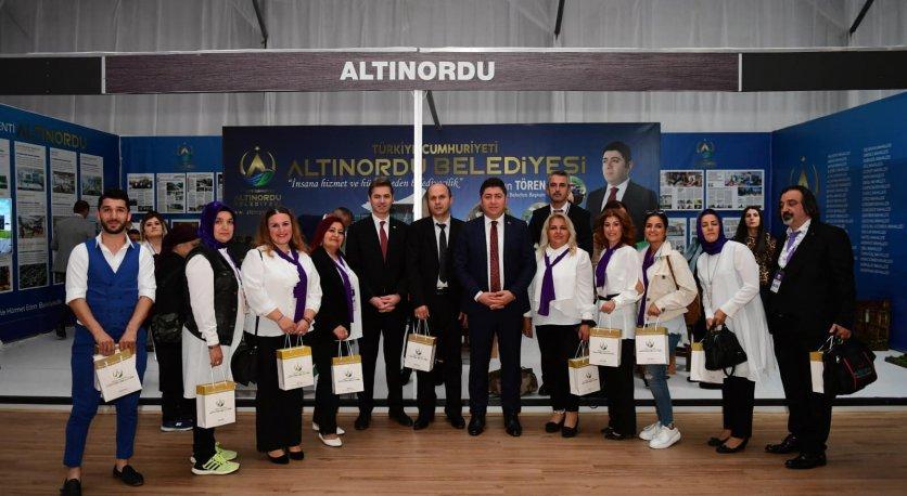 ALTINORDU BELEDİYESİ, İSTANBULDA