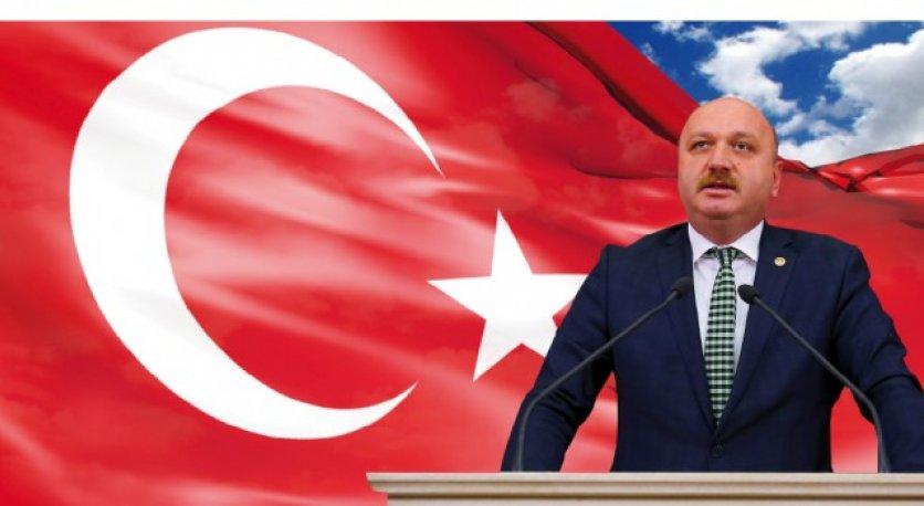 Mv. Metin Gündoğdu, 29 Ekim Cumhuriyet Bayramı Mesajı