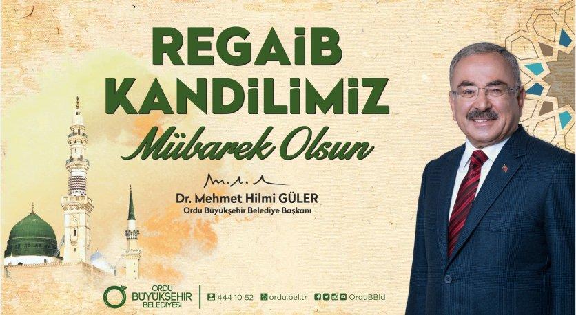 """""""REGAİB KANDİLİNİZİ TEBRİK EDİYORUM"""""""