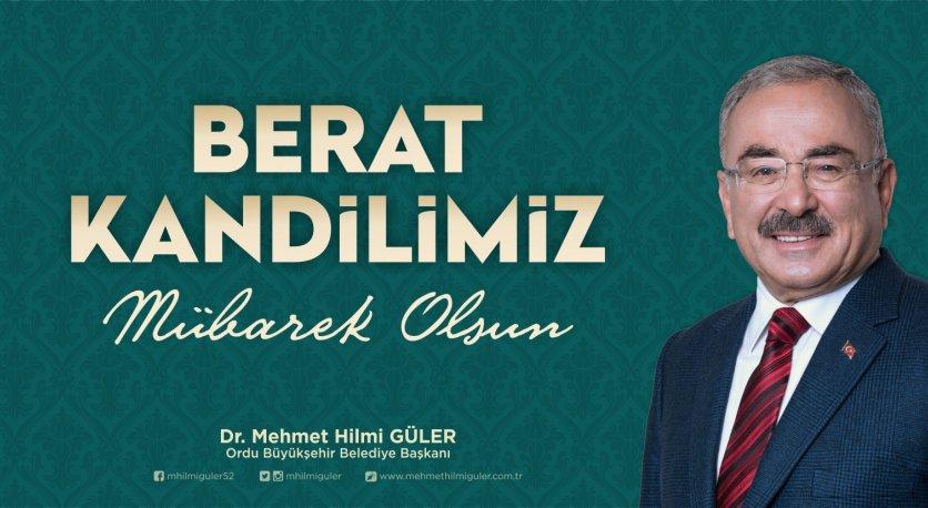 """""""BERAT KANDİLİNİZ MÜBAREK OLSUN"""""""