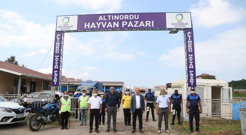 ORDU BAYRAMA HAZIR